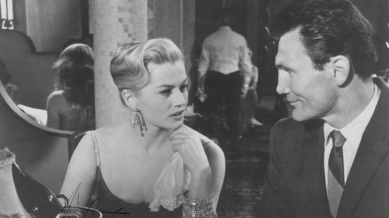 The Man Inside (1958 film) movie scenes