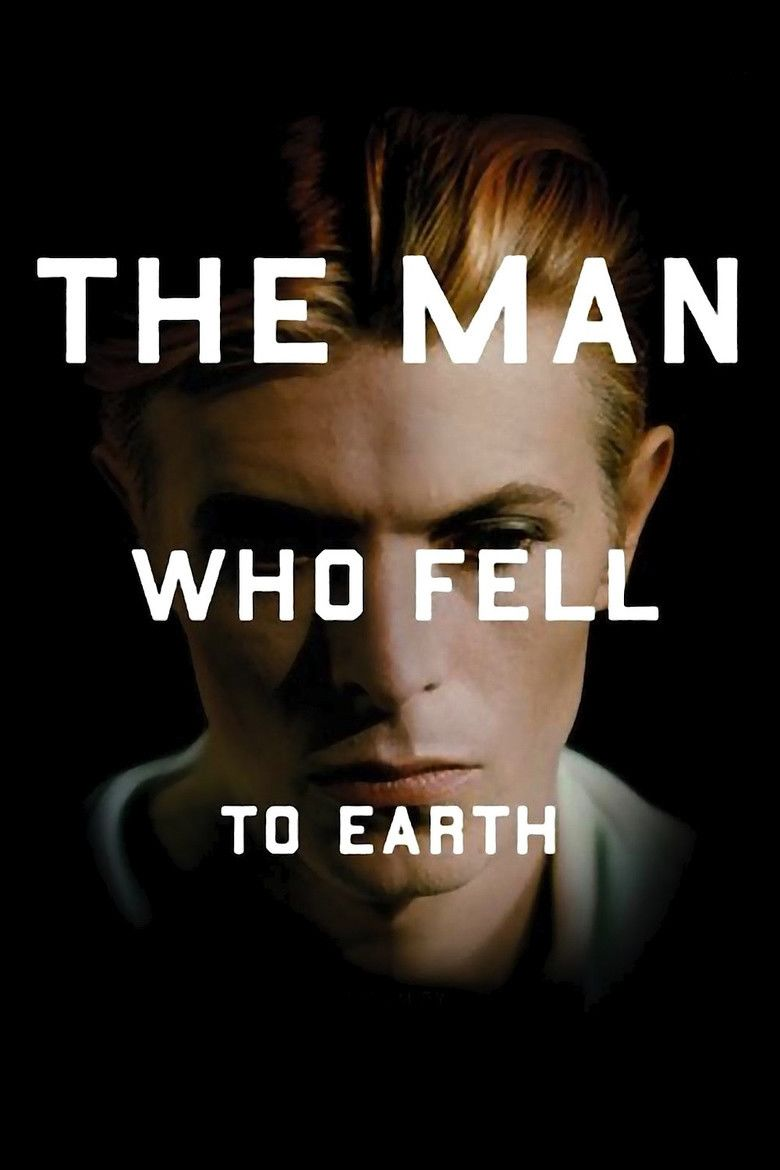 The Man Who Fell to Earth (film) movie poster