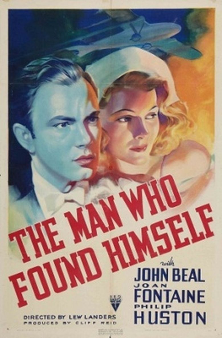 The Man Who Found Himself movie poster