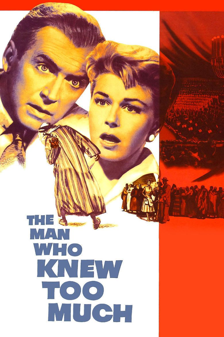 The Man Who Knew Too Much 1956 Film Alchetron The Free