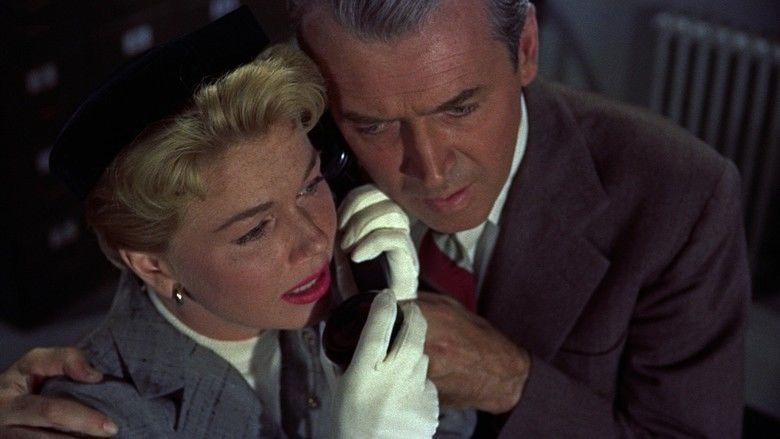 The Man Who Knew Too Much (1956 film) movie scenes