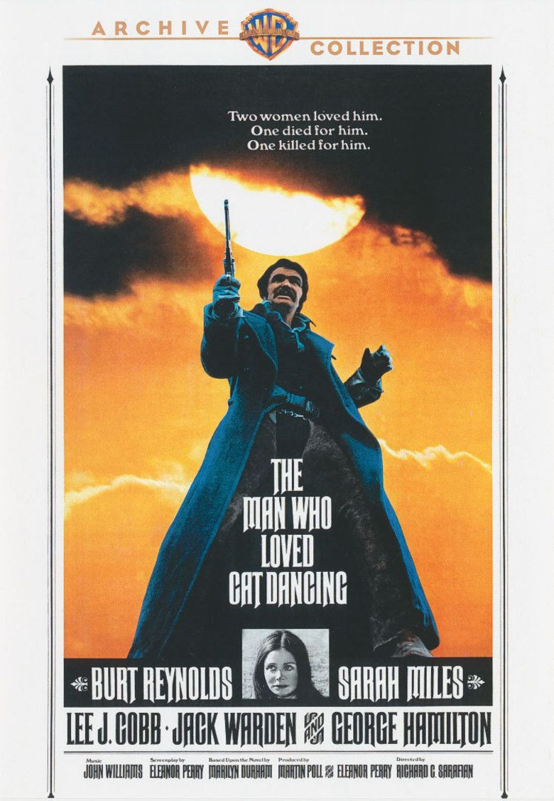 The Man Who Loved Cat Dancing (film) movie poster