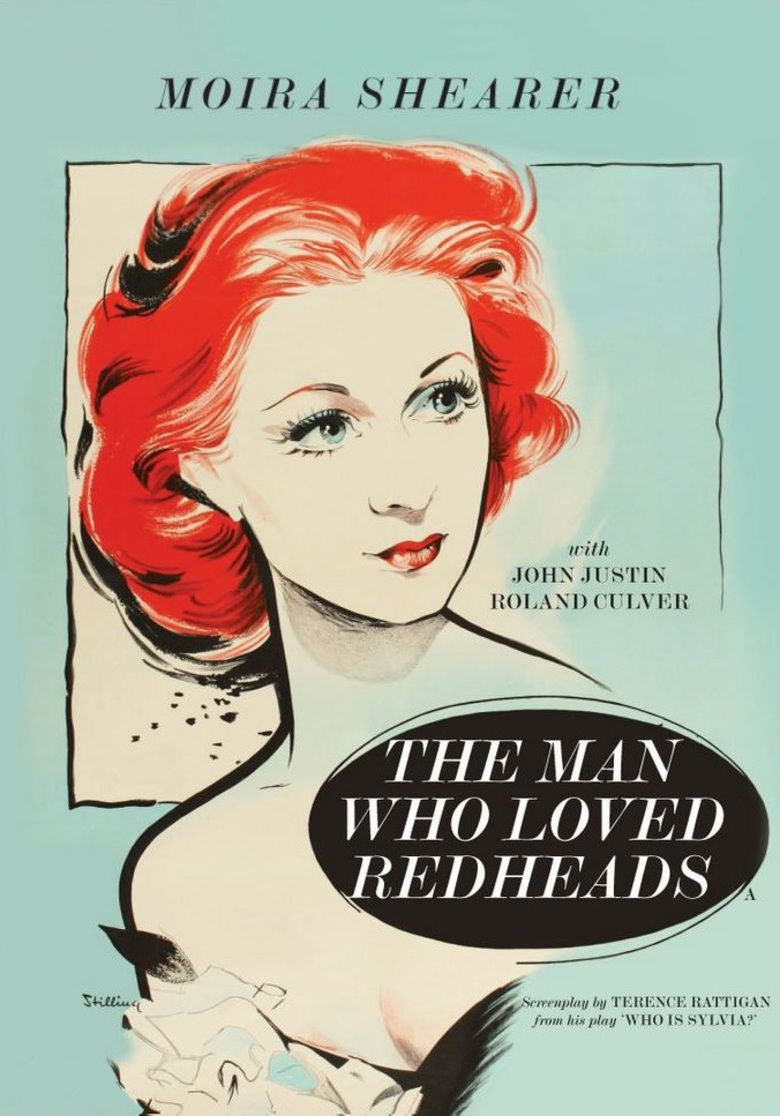The Man Who Loved Redheads movie poster