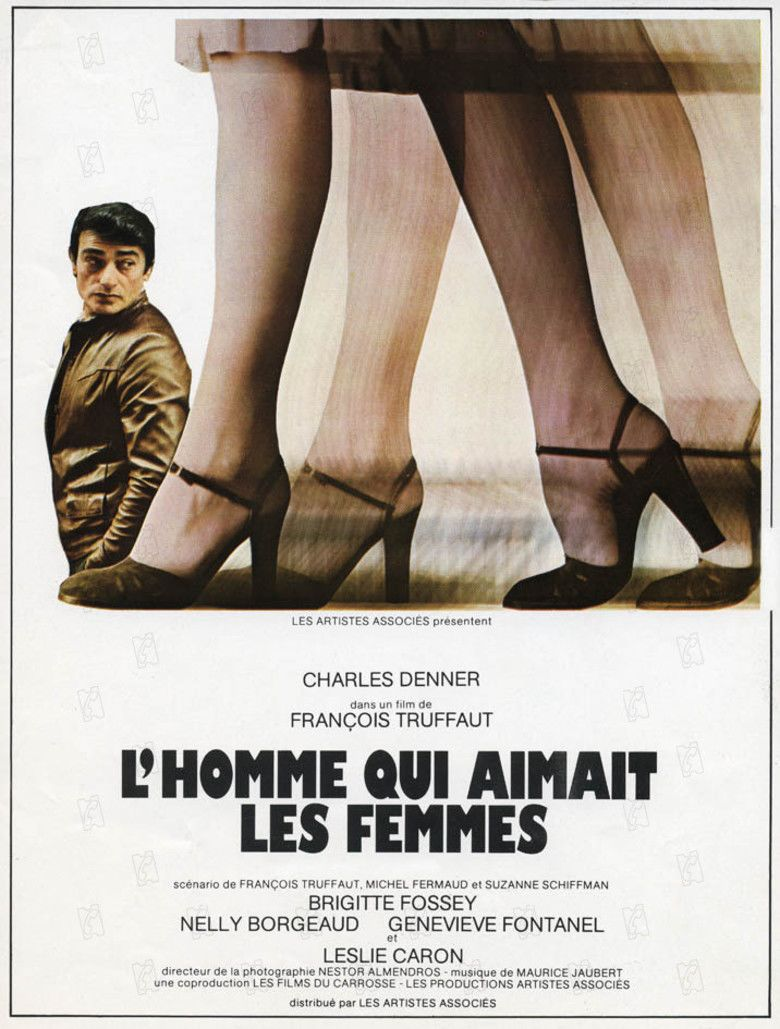 The Man Who Loved Women (1977 film) movie poster