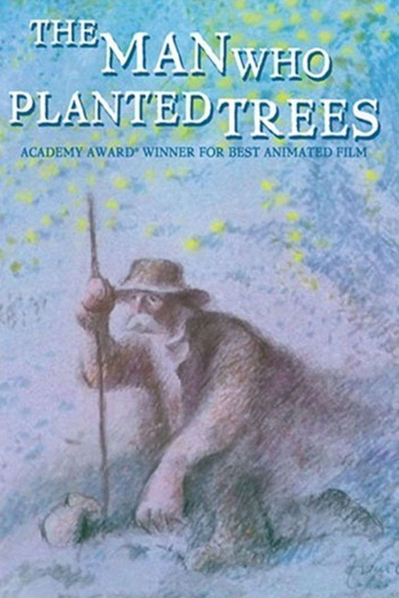 The Man Who Planted Trees (film) movie poster