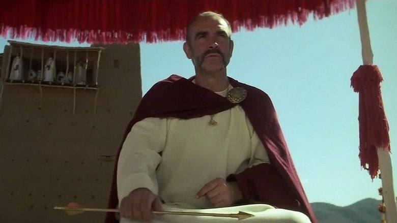 The Man Who Would Be King (film) movie scenes