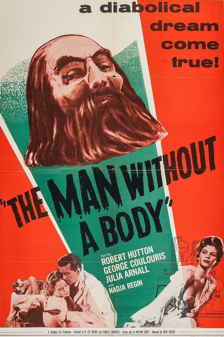 The Man Without a Body movie poster