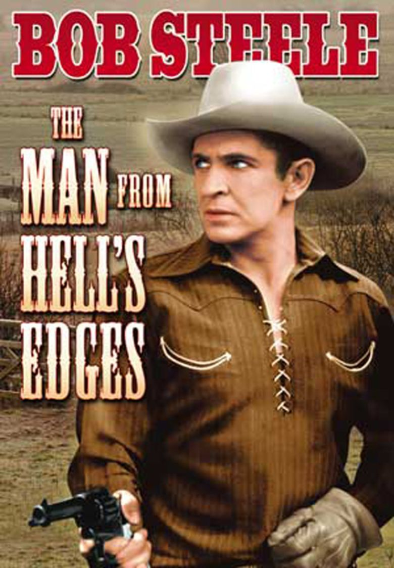 The Man from Hells Edges movie poster