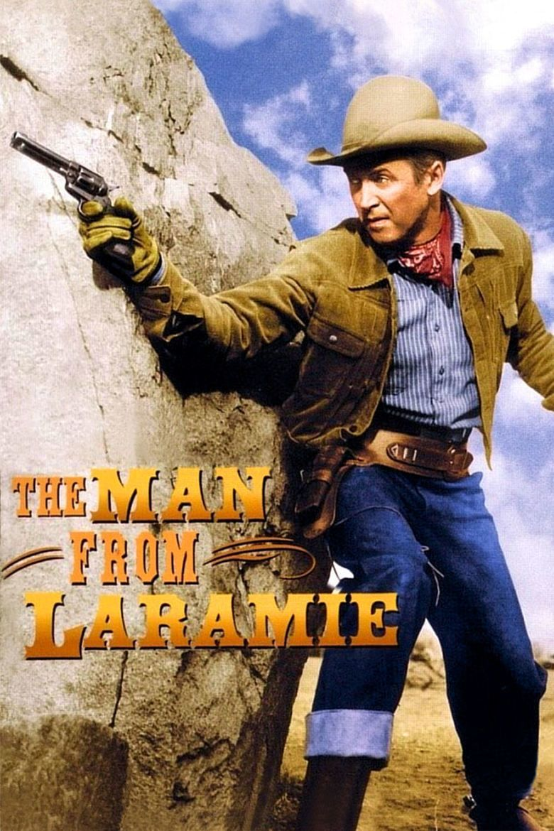 The Man from Laramie movie poster