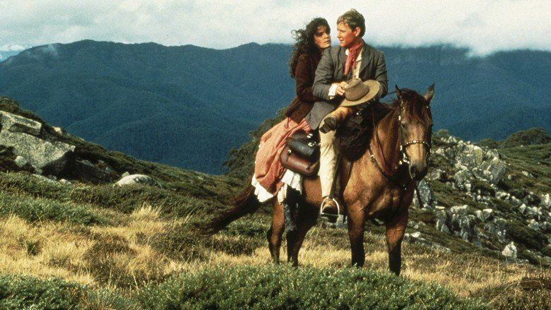 The Man from Snowy River (1982 film) movie scenes