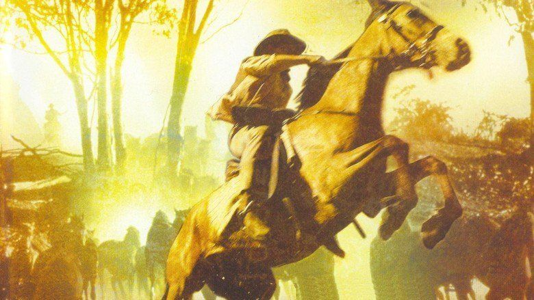 The Man from Snowy River II movie scenes