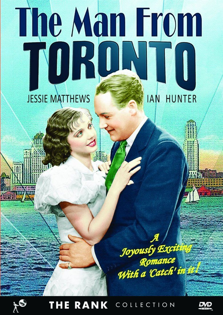 The Man from Toronto movie poster