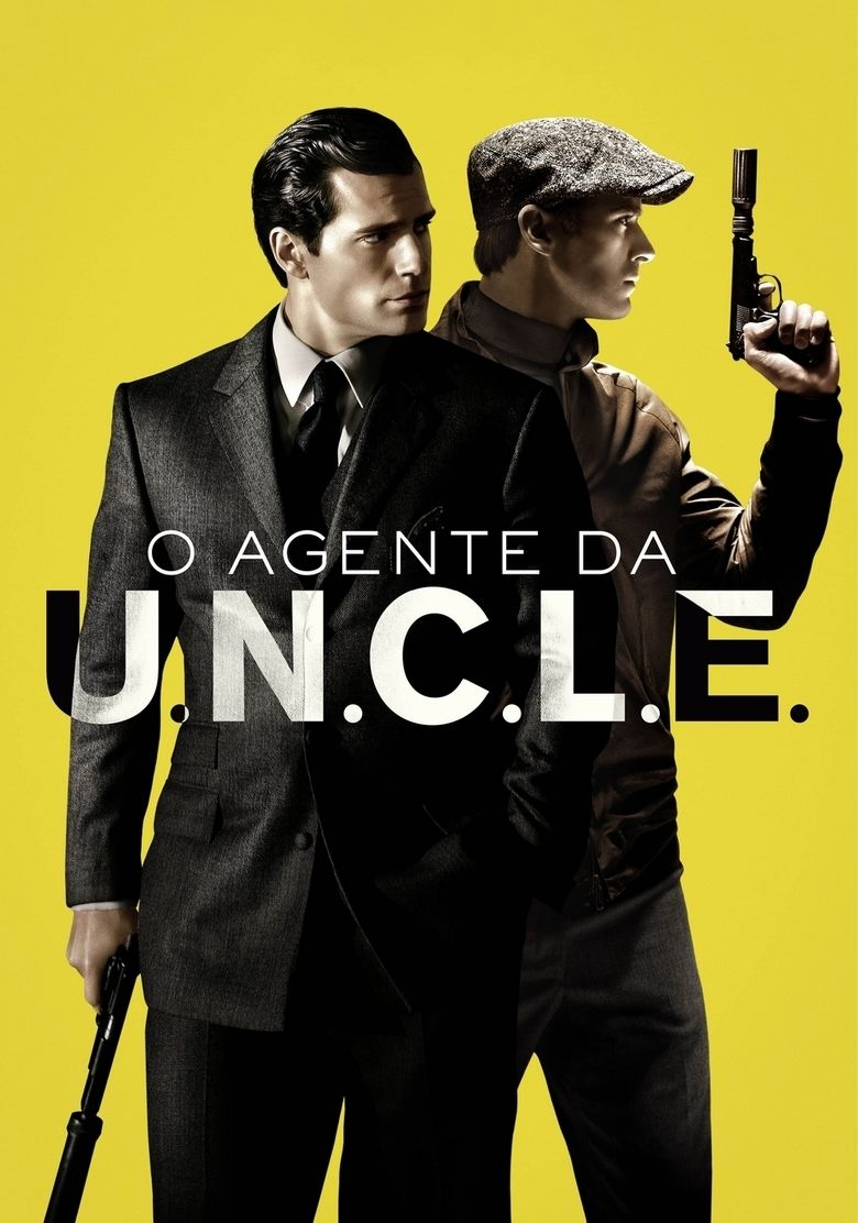 The Man from UNCLE (film) movie poster