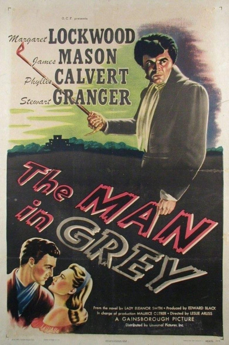 The Man in Grey movie poster