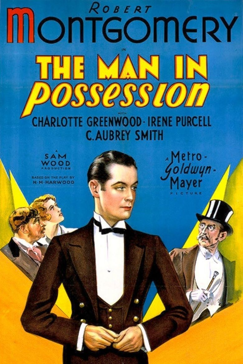 The Man in Possession movie poster
