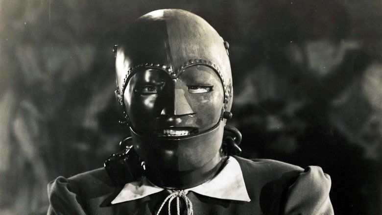 The Man in the Iron Mask (1939 film) movie scenes
