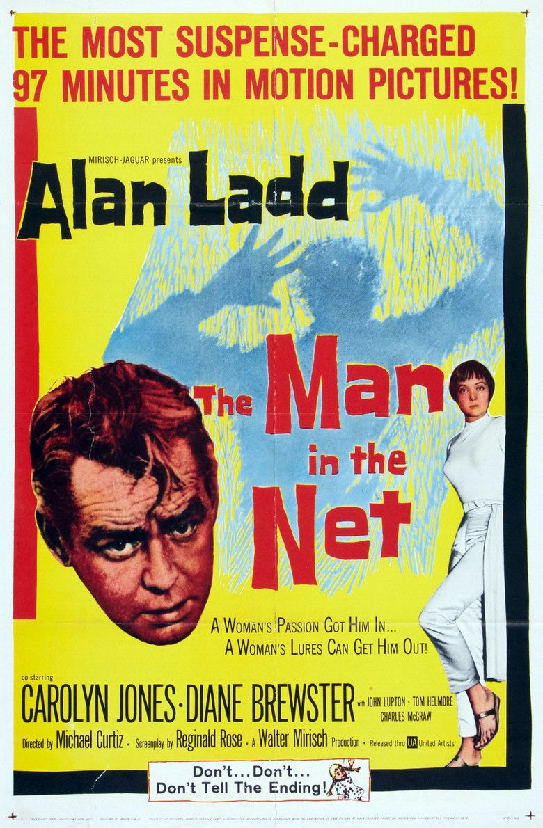 The Man in the Net movie poster