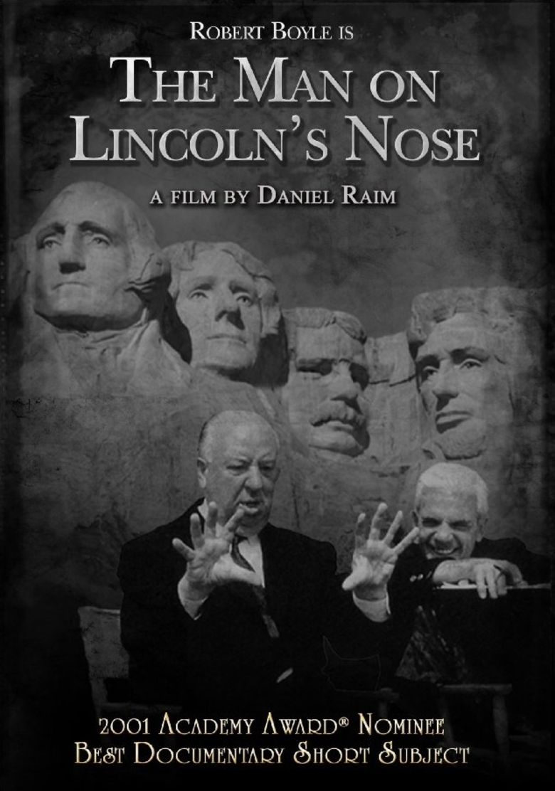 The Man on Lincolns Nose movie poster