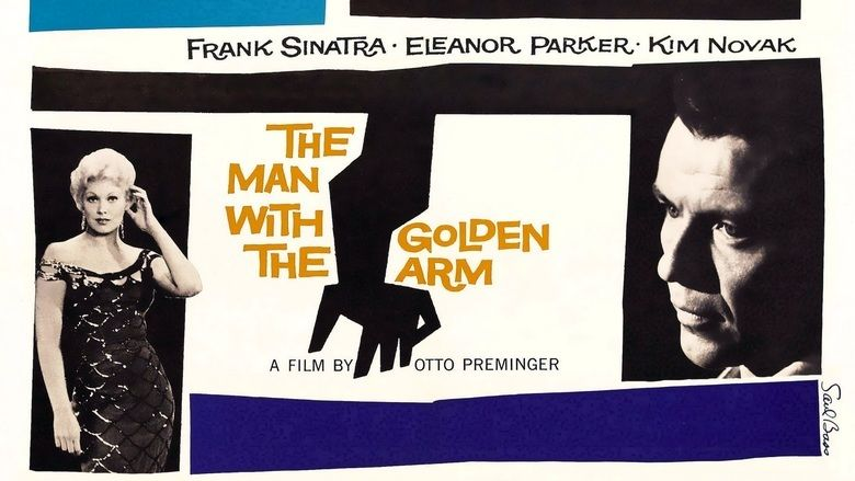 The Man with the Golden Arm movie scenes