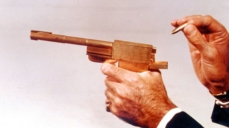 The Man with the Golden Gun (film) movie scenes