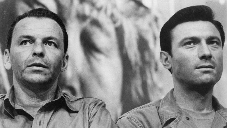 The Manchurian Candidate (1962 film) movie scenes