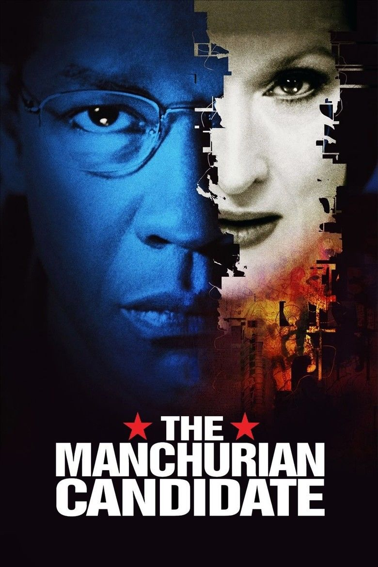 the manchurian candidate movie rotten tomatoes
