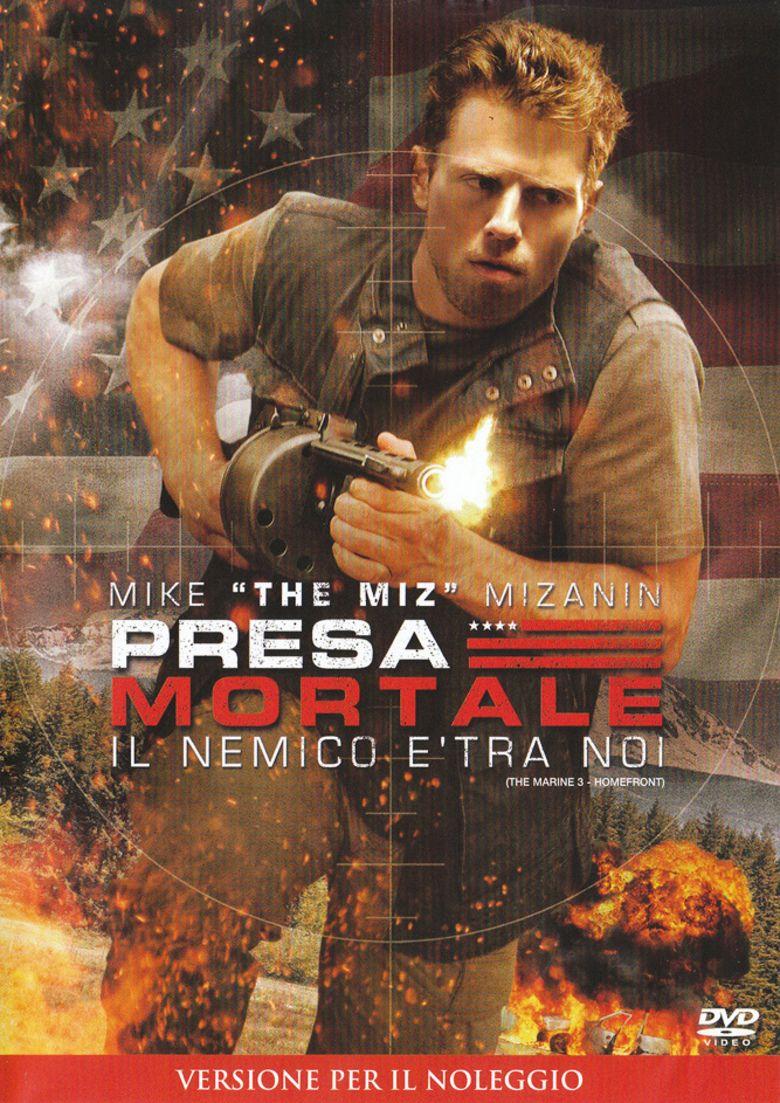 The Marine 3: Homefront movie poster