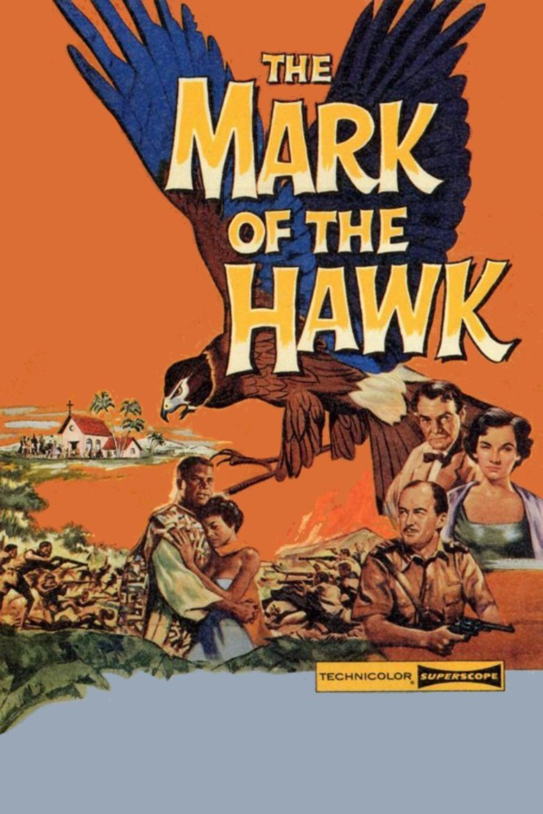 The Mark of the Hawk movie poster
