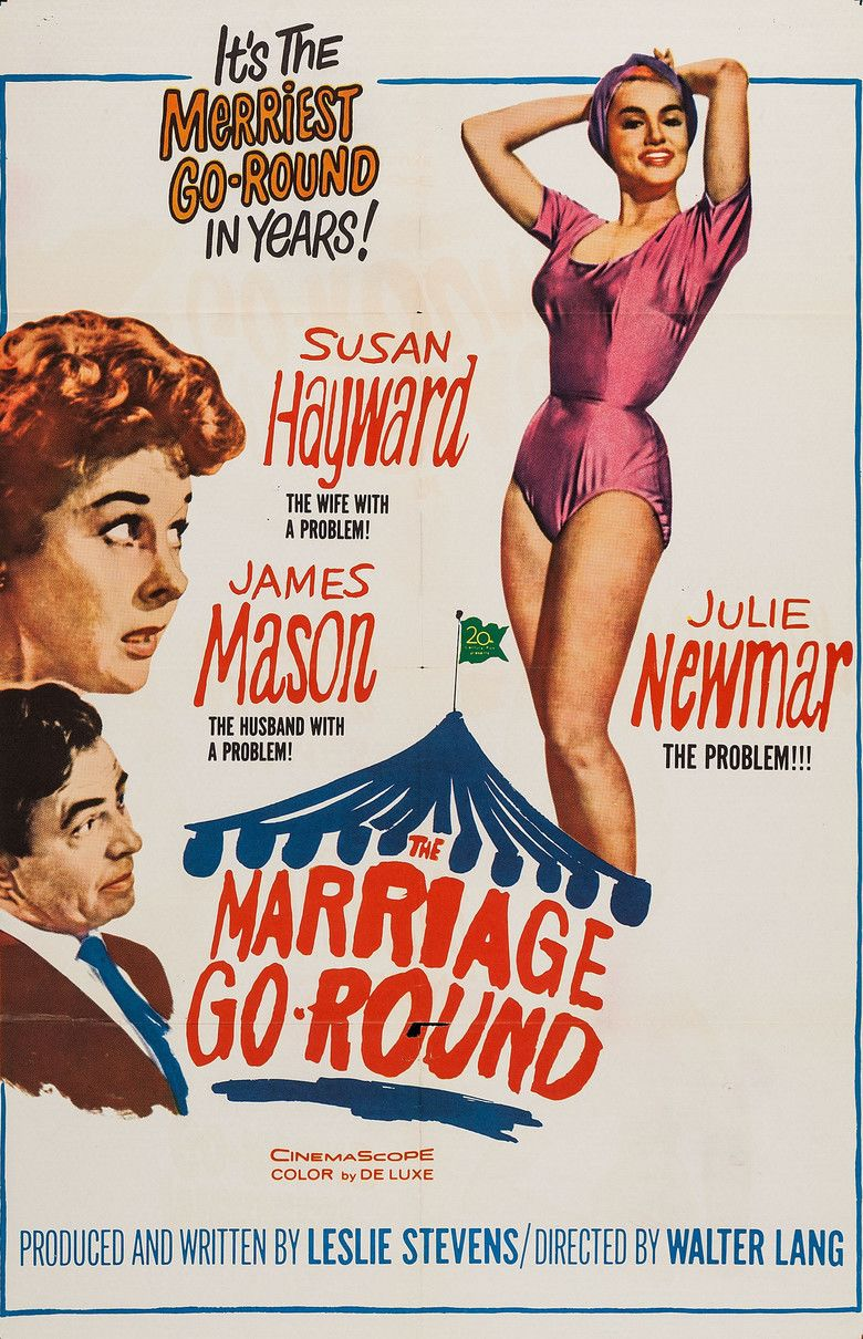 The Marriage Go Round movie poster