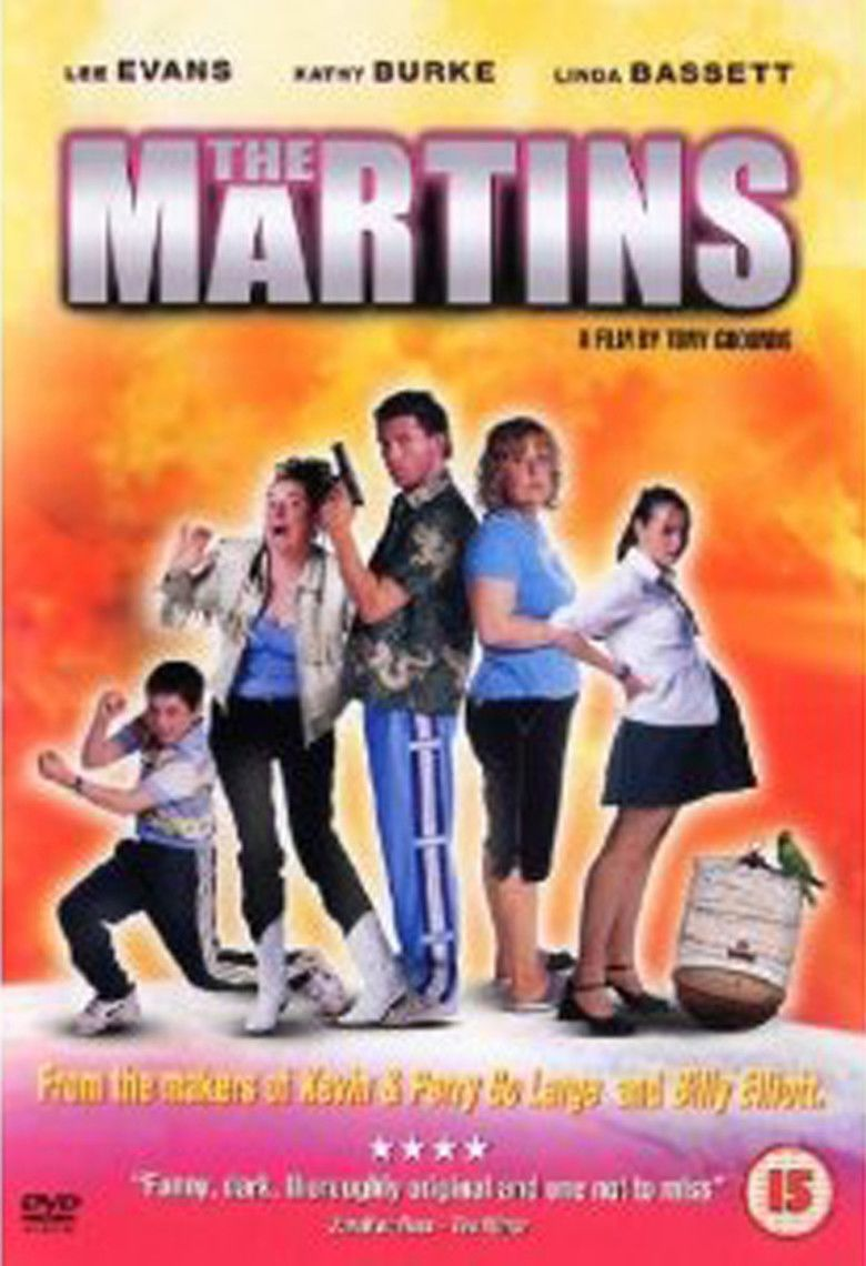 The Martins (film) movie poster
