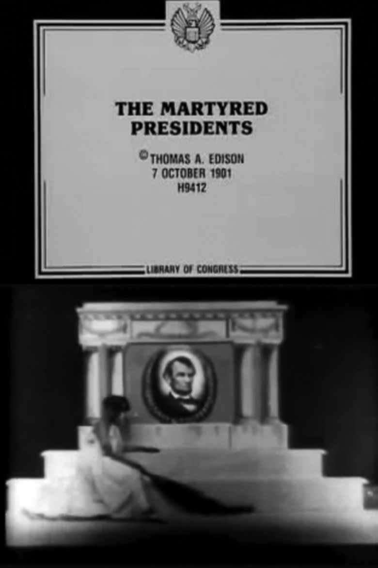 The Martyred Presidents movie poster