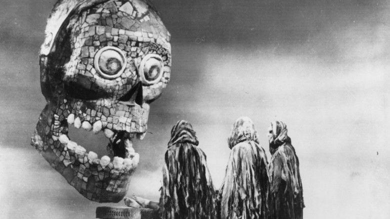The Mask (1961 film) movie scenes
