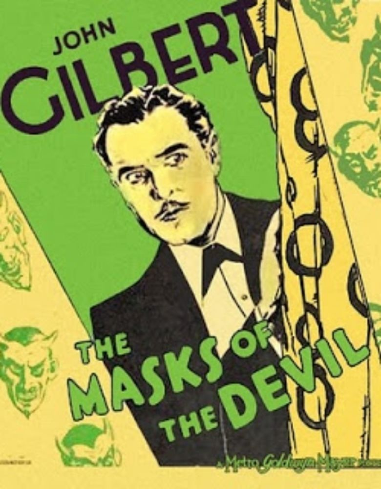 The Masks of the Devil movie poster