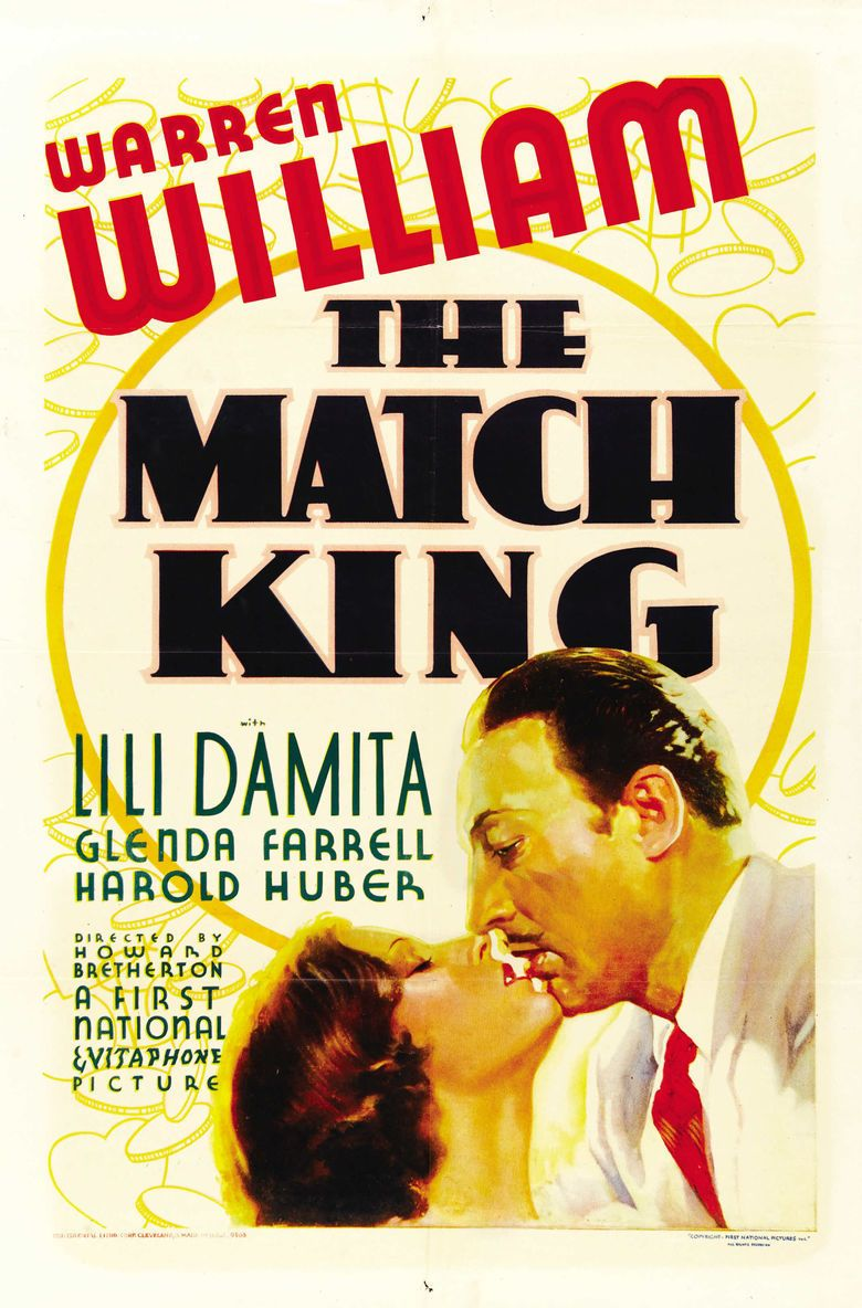 The Match King movie poster