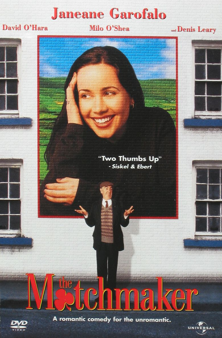 The Matchmaker (1997 film) movie poster
