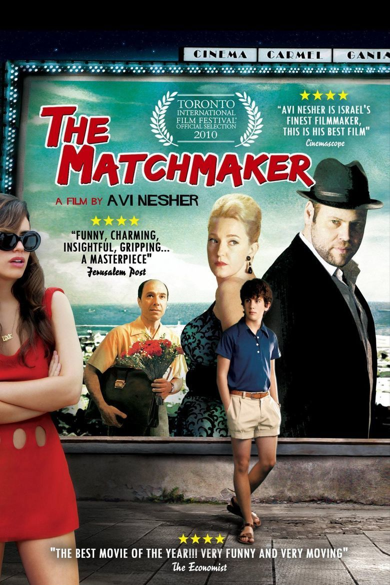 The Matchmaker (2010 film) movie poster