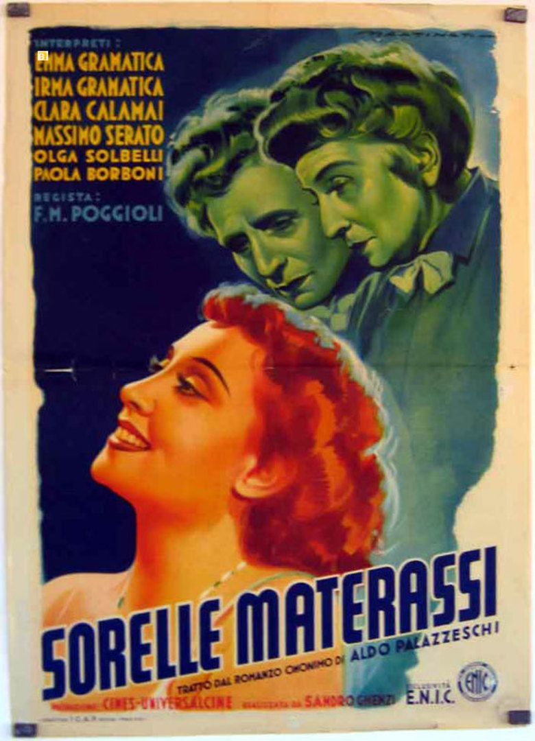 The Materassi Sisters movie poster