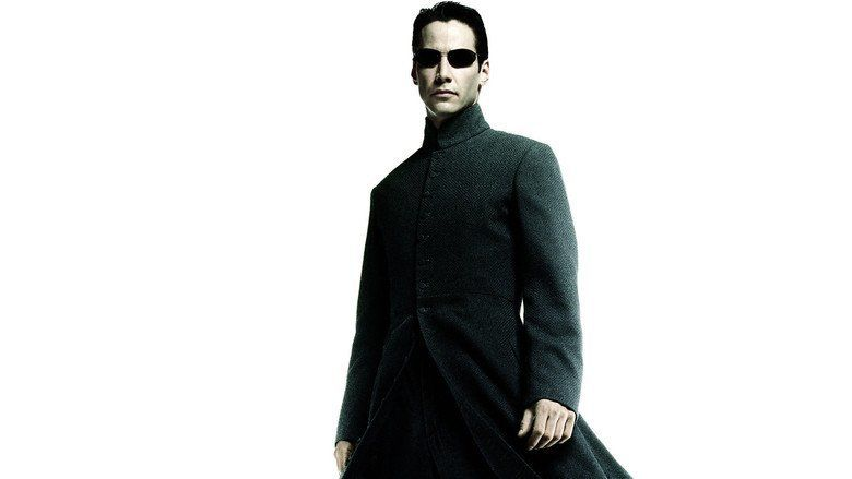 The Matrix Revolutions movie scenes