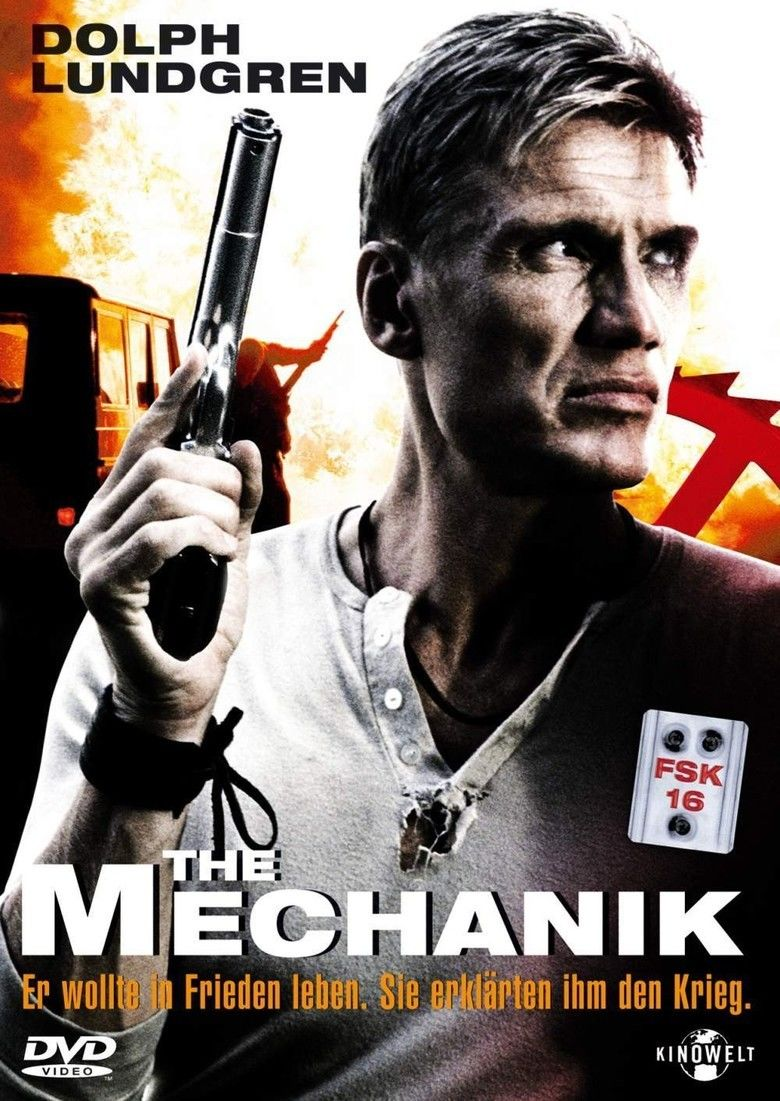 The Mechanik movie poster