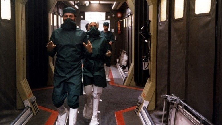 The Medic (1979 film) movie scenes