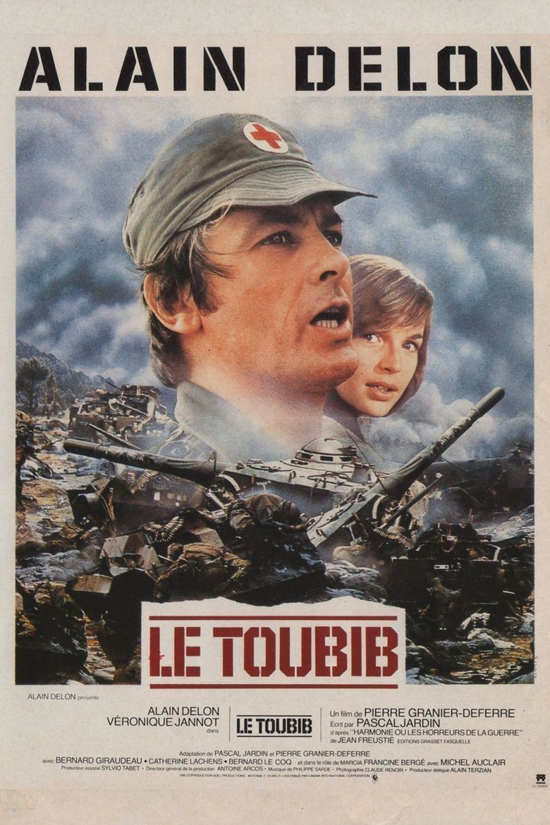The Medic (1979 film) movie poster