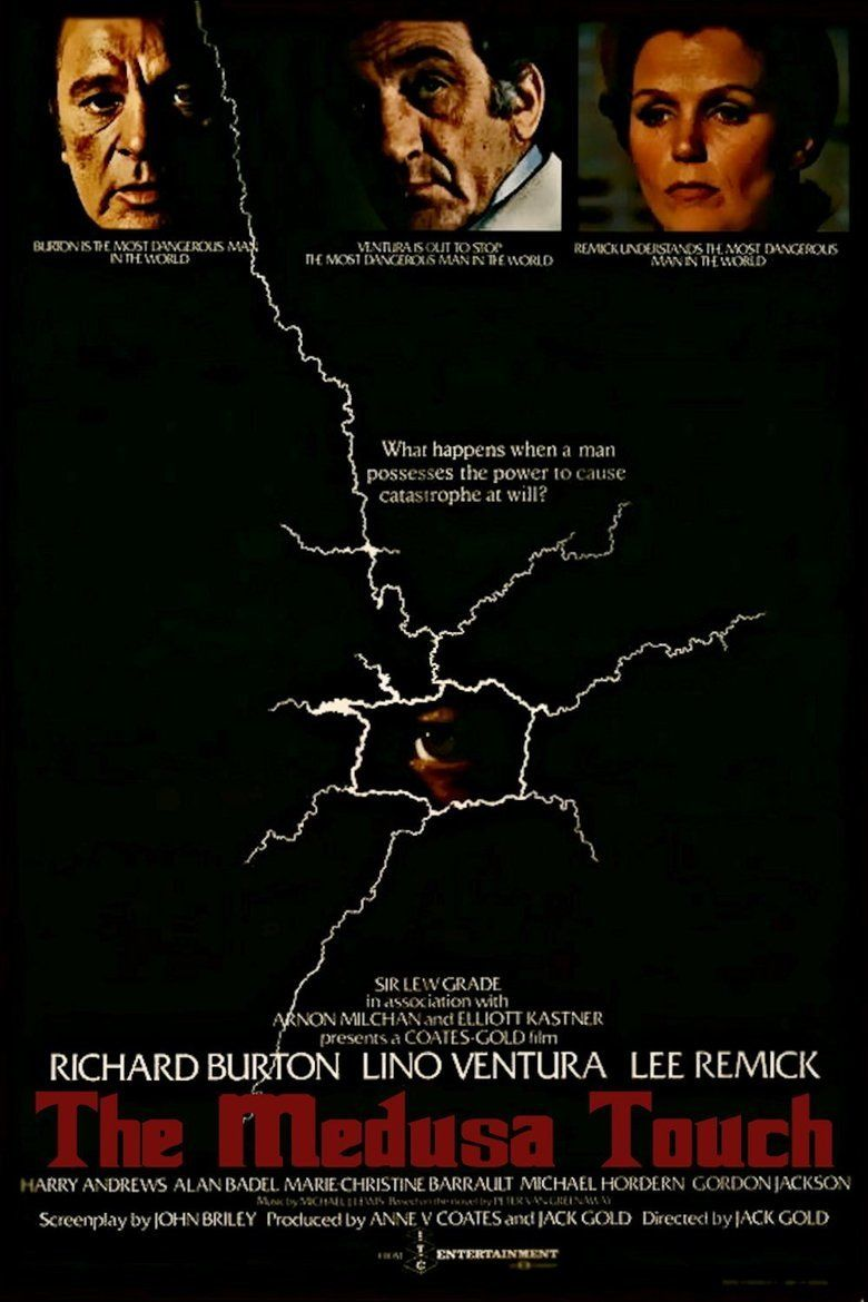 The Medusa Touch (film) movie poster