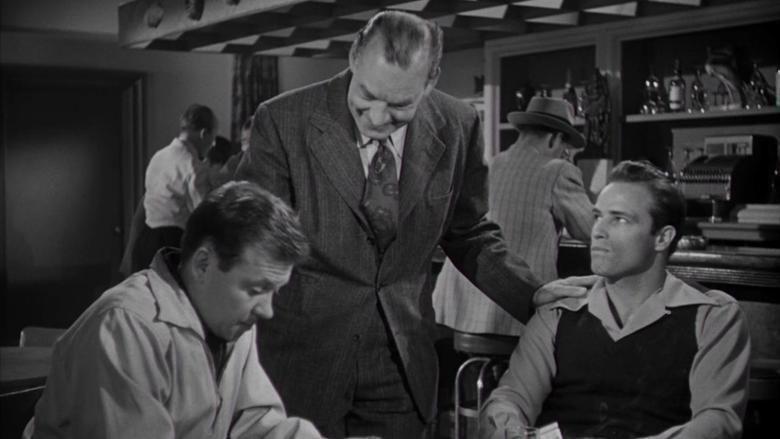 The Men (film) movie scenes