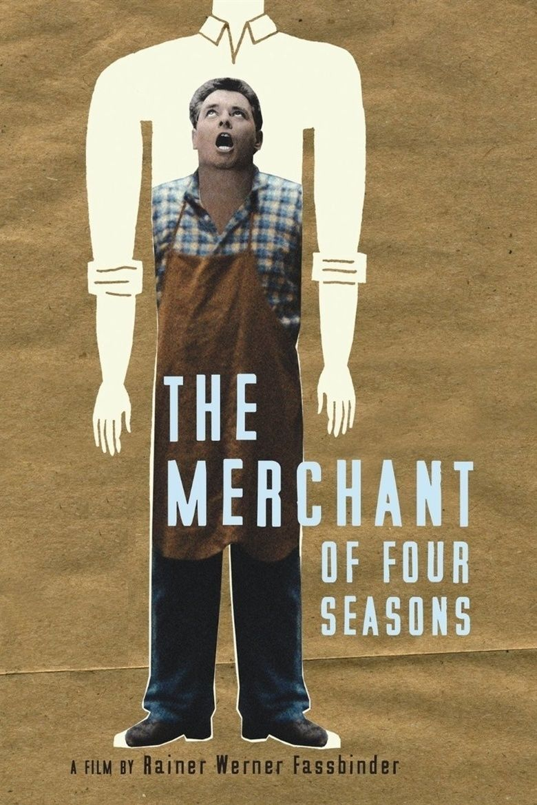 The Merchant of Four Seasons movie poster