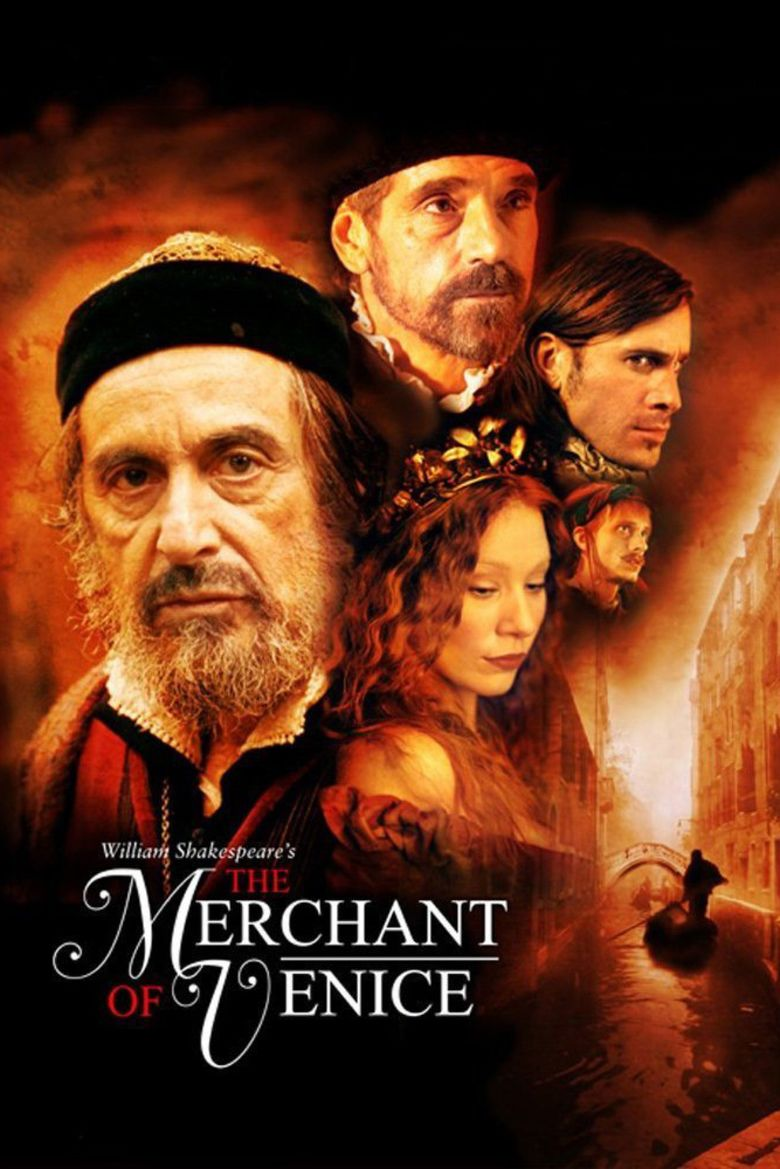The Merchant of Venice (2004 film) movie poster