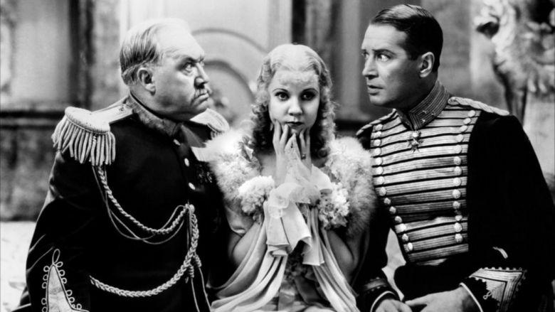 The Merry Widow (1934 film) movie scenes