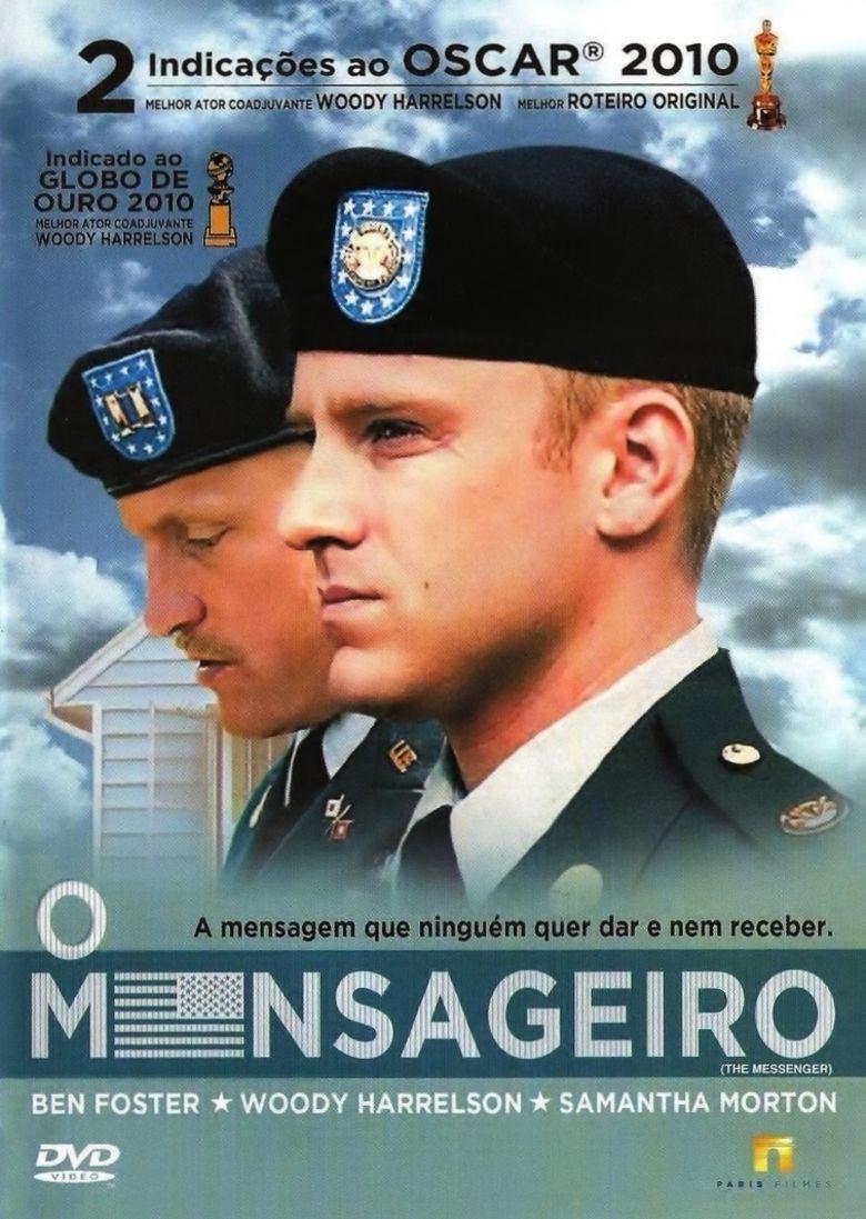The Messenger (2009 film) movie poster
