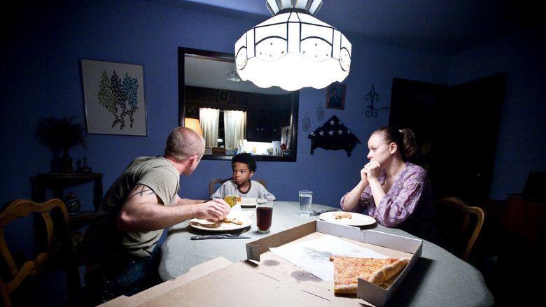 The Messenger (2009 film) movie scenes
