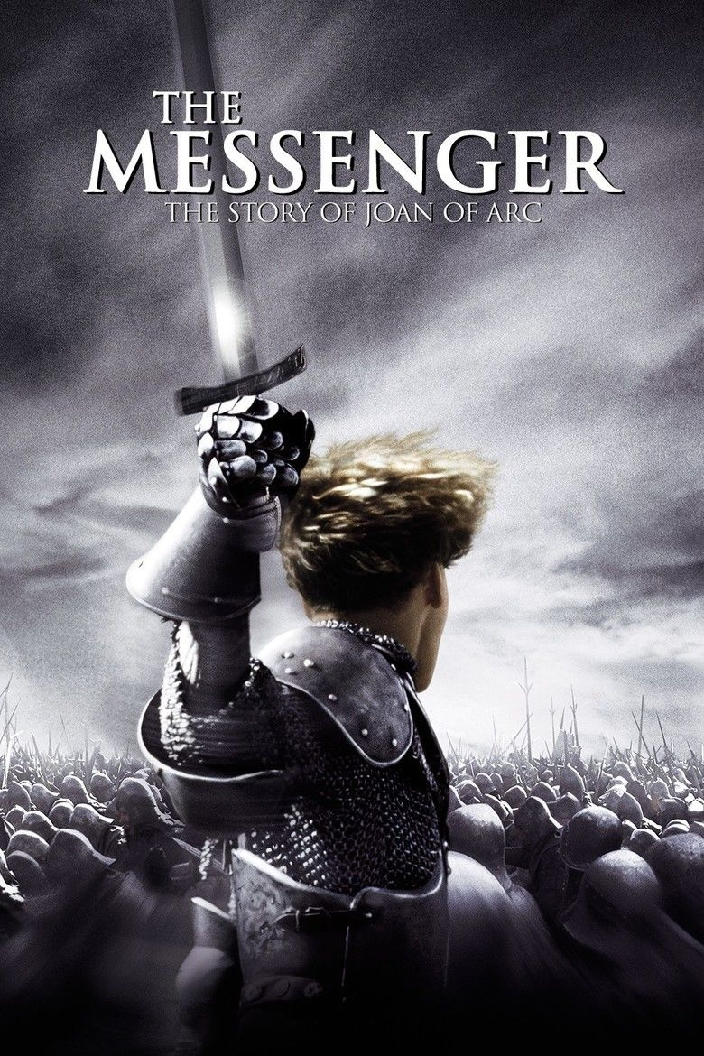 The Messenger: The Story of Joan of Arc movie poster