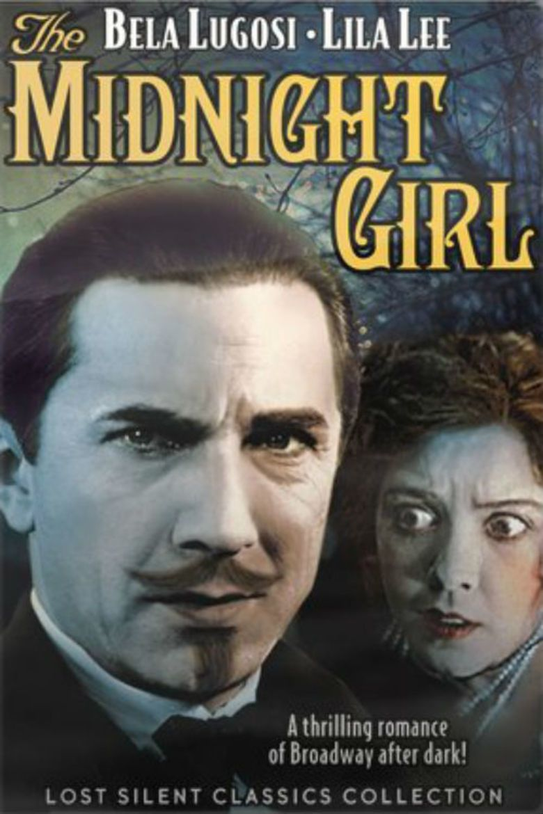 The Midnight Girl movie poster